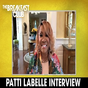 Patti LaBelle interview on The Breakfast Club