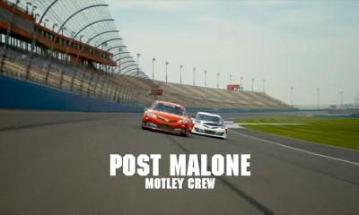 Post Malone Motley Crew music video