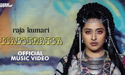 Raja Kumari Firestarter music video