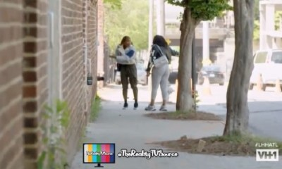 Yandy confronts Infinity for exposing family business on LHHATL