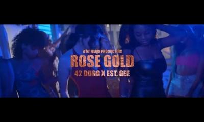 42 Dugg Rose Gold music video