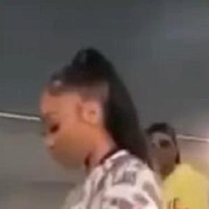 A Boogie and Ella Bands spotted together backstage at Summer Jam