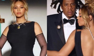 Beyonce is the first black woman to wear Tiffany Diamond