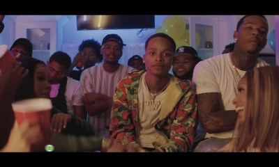 Calboy Jungle Juice music video