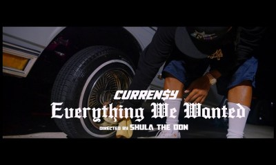 Curren$y Everything We Wanted music video