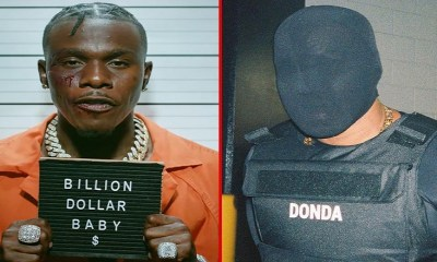 DaBaby blamed by Twitter for delaying Kanye West album Donda