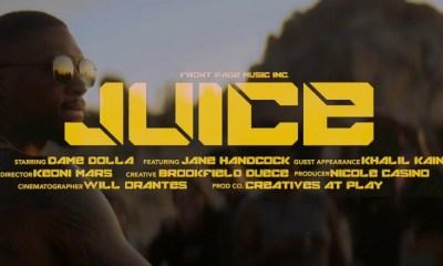 Dame D.O.L.L.A. The Juice music video