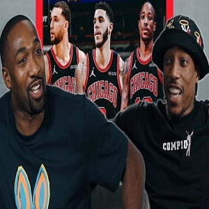 DeMar DeRozan talks signing with Chicago Bulls during interview with Gilbert Arenas
