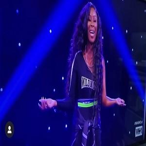 Jessie Woo does disrespectful impression of Whitney Houston on Wild 'N Out