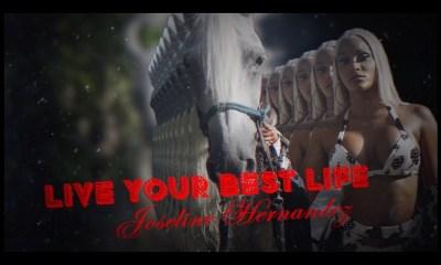 Joseline Hernandez Live Your Best Life music video