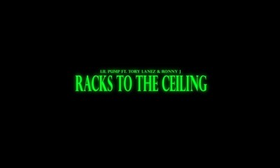 Lil Pump Racks To The Ceiling music video