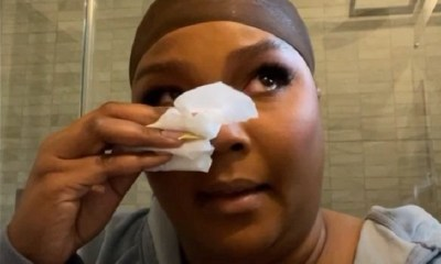 Lizzo cries on IG Live after Rumors release, accusing people of bullying her over her weight, and of racism