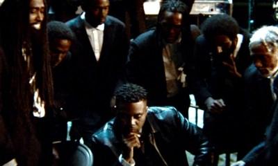 Nas Rare music video