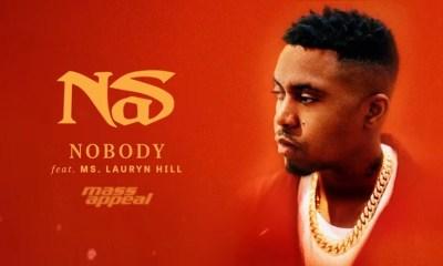 Nas featuring Lauryn Hill Nobody