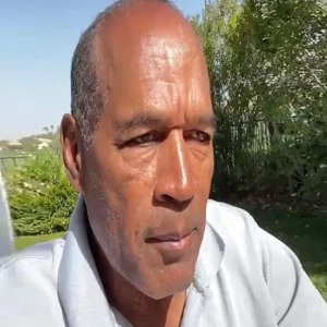 OJ Simpson claims he avoids LA because the real killer could still be out there