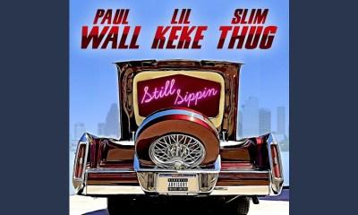 Paul Wall Still Sippin