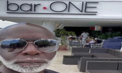Peter Thomas' bank accounts allegedly frozen by IRS and he owes his employees money due to bounced checks