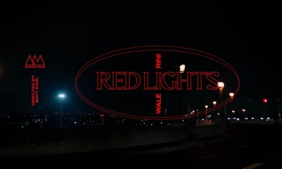 RINI Red Lights music video