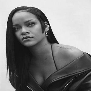 Rihanna is now a billionaire worth 1.7 billion dollars