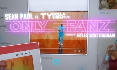 Sean Paul Only Fanz music video