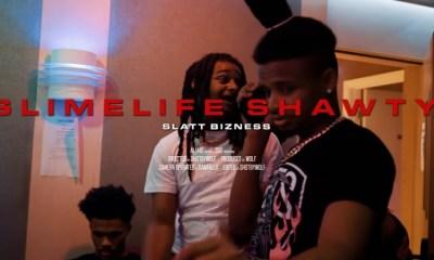Slimelife Shawty Slatt Bizness music video