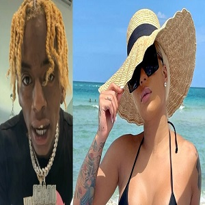 Soulja Boy and Jessica Dime beef on Twitter over boxing match neither are participating in