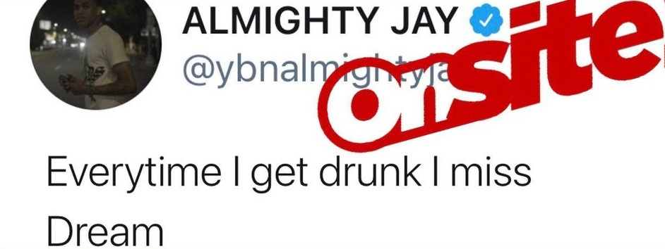 YBN Almighty Jay reveals he still misses DreamDoll