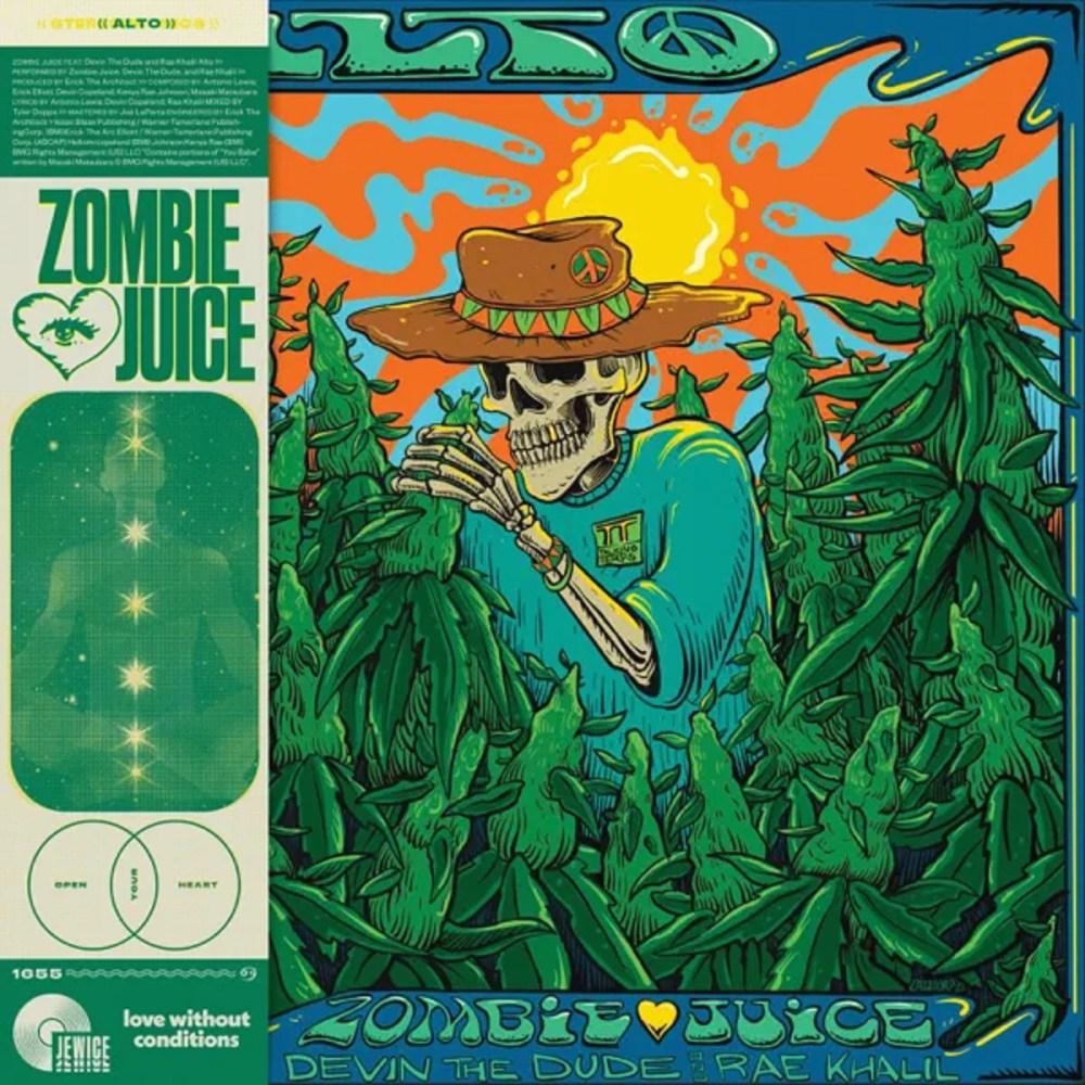 Zombie Juice ALTO single