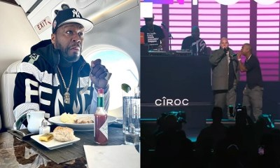 50 Cent trends on Twitter during Ja Rule and Fat Joe Verzuz battle