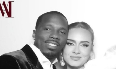 Adele posts pic of herself with Rich Paul, confirming the dating rumors