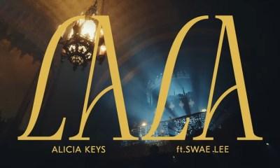 Alicia Keys Lala music video