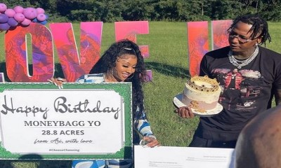 Ari buys Moneybagg Yo 28.8 acres of land for his 30th birthday