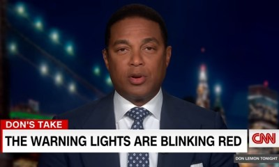 Don Lemon is being accused of sexually assaulting a person at a bar