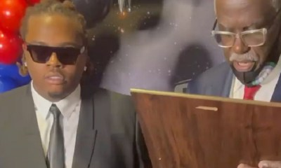 Gunna gets his own day in his hometown South Fulton Georgia