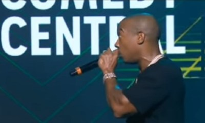 Ja Rule checks Fat Joe for disrespectful comments about Vita and Lil' Mo