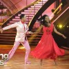 Kenya Moore makes her debut on Dancing With The Stars