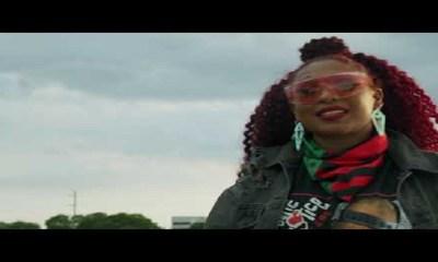 Leela James Break My Soul music video