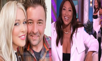 Linsey Toole, Freddy Harteis' girlfriend, accuses Jeannie Mai of having trolls harass her while she was pregnant