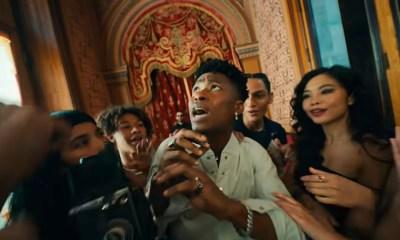 Lucky Daye Over music video