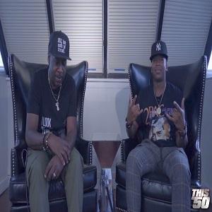 Mekai Curtis talks playing a young 50 Cent on Raising Kanan