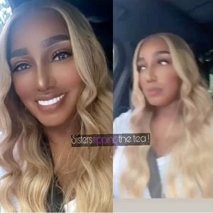 NeNe Leakes speaks for the first time since Gregg's funeral and shows off her blonde hair, saying this is to start her new life, and new normal