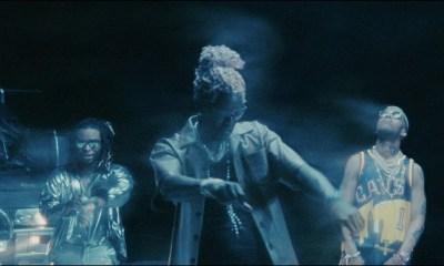 Strick Moon Man music video