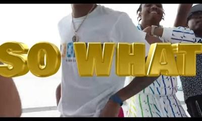Uncle Murda So What music video