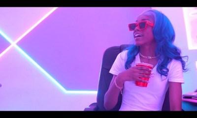 YRB NY Blue Checks music video