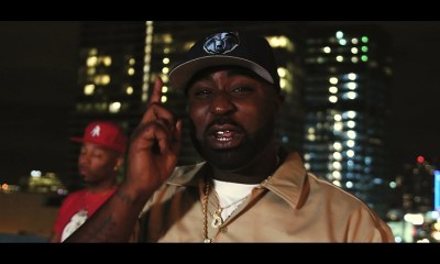Young Buck Running Off music video