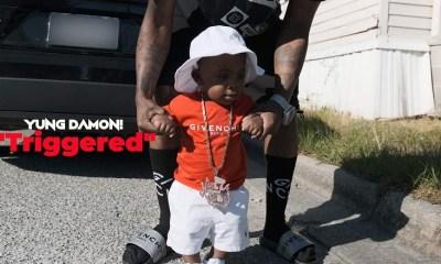 Yung Damon! Triggered music video