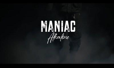 Alkaline Maniac music video