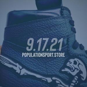 Billionaire Boyscout launches Population.Sport clothing line