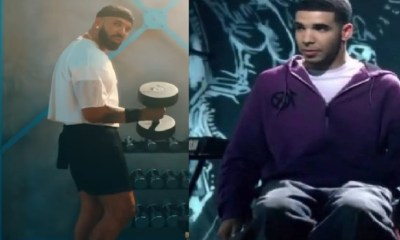Drake reportedly threatened to sue Degrassi over his character, Jimmy, being in a wheelchair