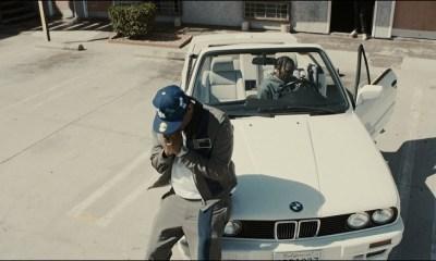 Hit-Boy Back In Traffic music video